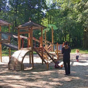 Spielplatz Nockerberg München Haidhausen Mit Kind