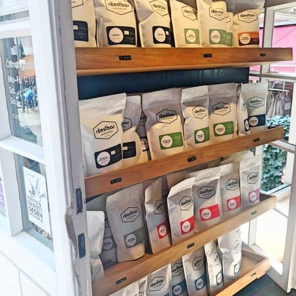 Röstbar in Münster, bester Kaffee