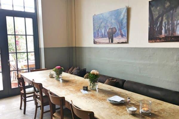 Rosenheim kinderfreundliches Restaurant Dinzler