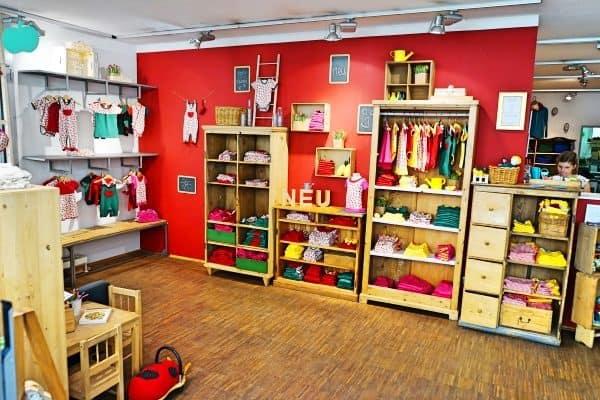 Kinderladen Soova für Babykleidung und Kinderkleidung in Wien, recommended by the urban kids