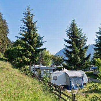 Campingplatz im Hells Ferienresort für Familien