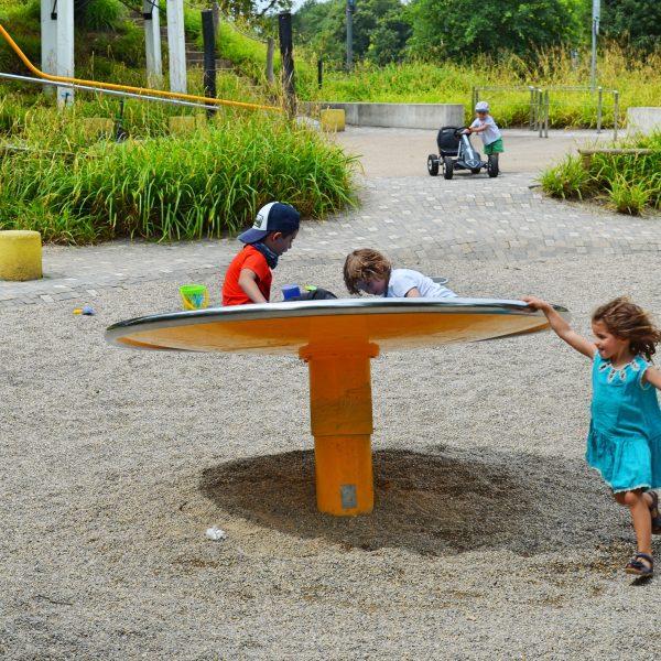 Abenteuerspielplatz Koblenz Kletterspielplatz, recommended by the urban kids