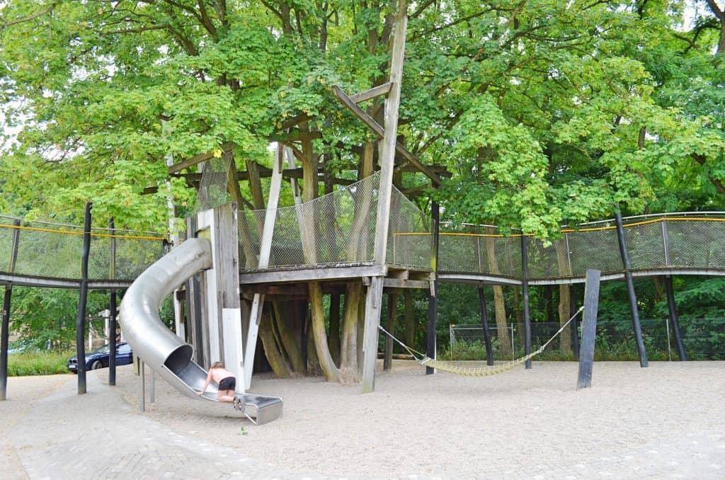 Abenteuerspielplatz Koblenz Kletterspielplatz