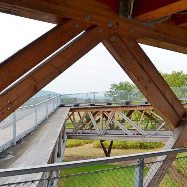 Aussichtsplattform Koblenz Abenteuerspielplatz Koblenz Kletterspielplatz