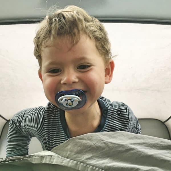 Camping mit Kindern - unsere Erfahrung