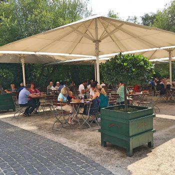 Restaurant mit Spielplatz in Koblenz Maximilians am Rhein Koblenz, recommended by the urban kids