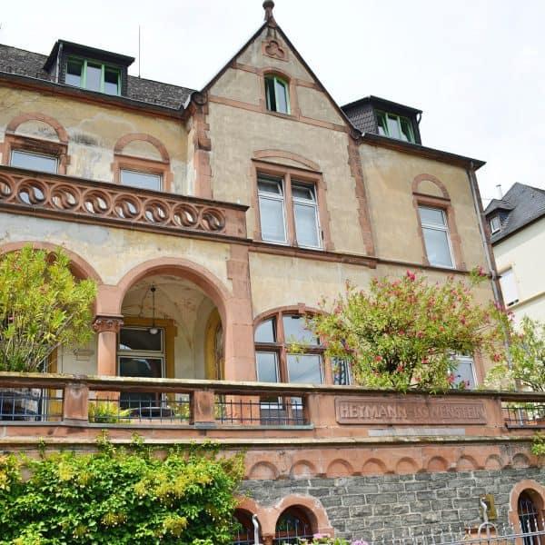 Weingut Heymann Löwenstein Besuch mit Familie