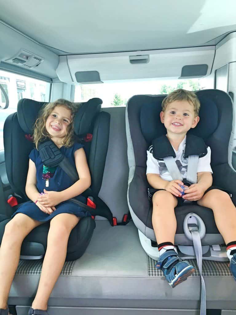 Autofahrt mit Kinder, Tipps für lange Autofahrten