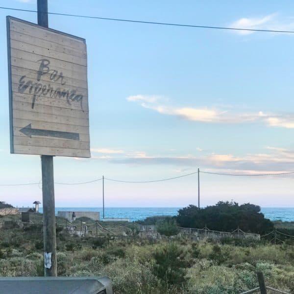 Mallorca, Es Trenc, Ses Covetes, Bar Esperanza, Interview mit Valeska