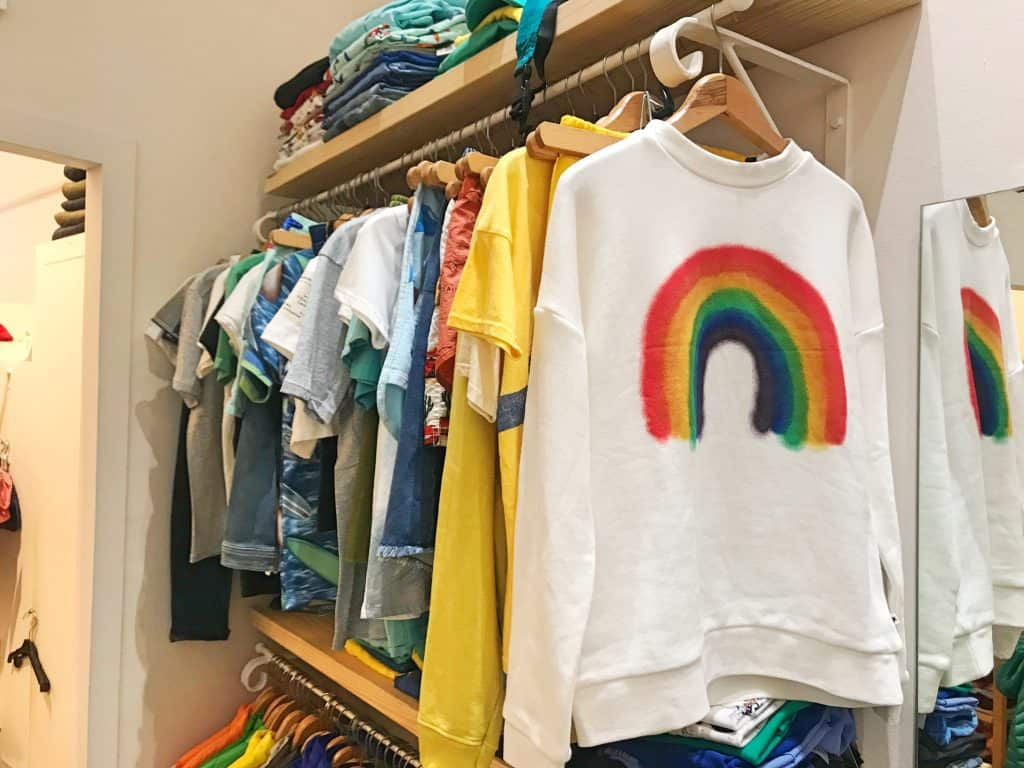 Kids fashion in Set Nans in Palma de Mallorca, Spain, coole Kinderkleidung, Spanish kids brands