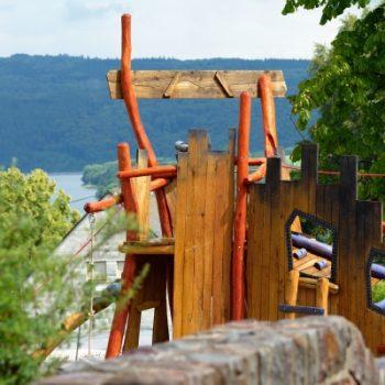 Kloster-Marienhöhe Familien Resort Spielplatz
