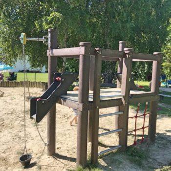 Wörthsee mit Kind, Spielplatz, gute Badestelle und Kiosk