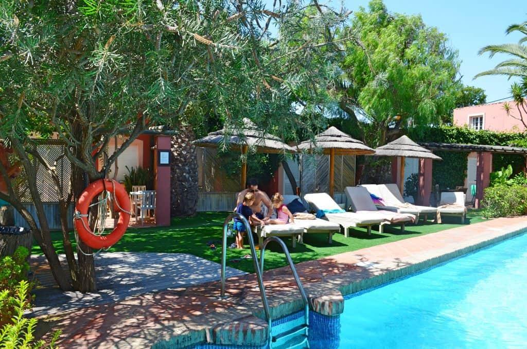 familienfreundliches Hotel 100%fun Hotel Talifa mit Kindern