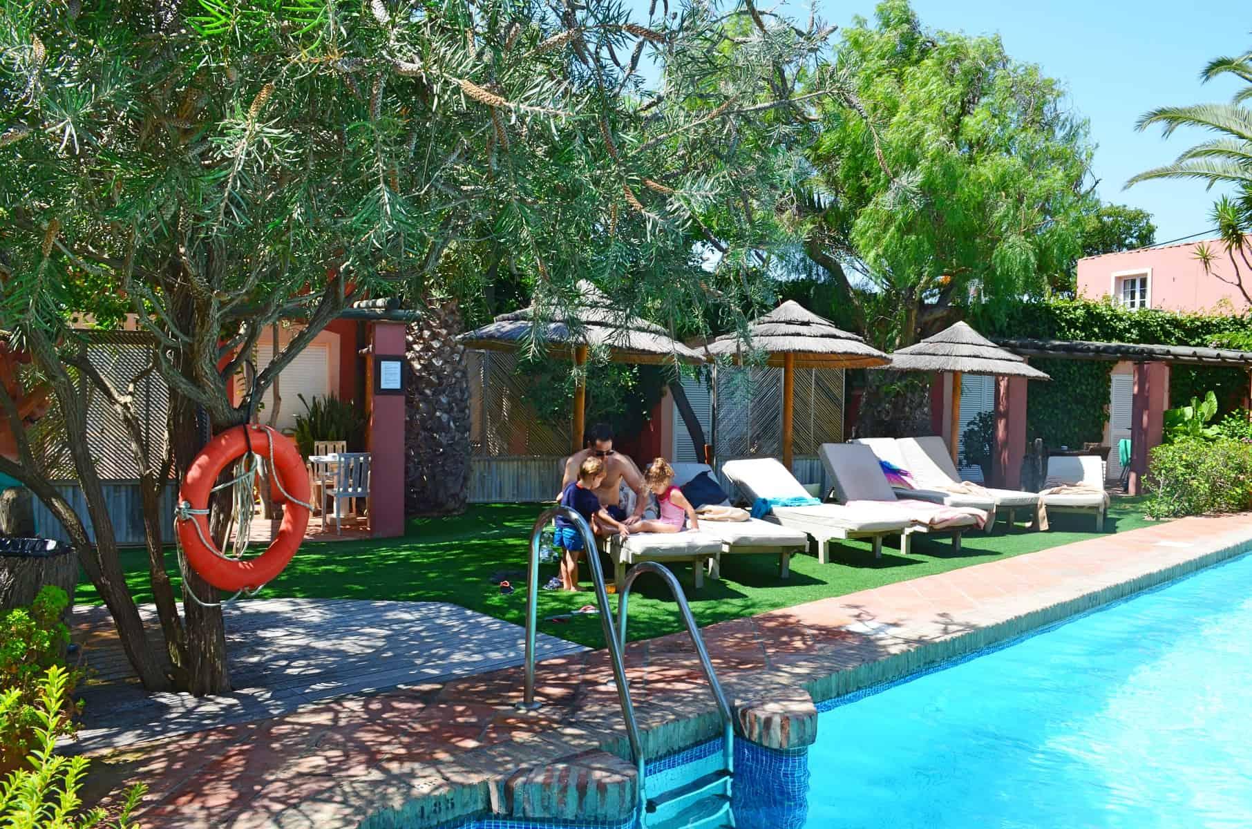 100% FUN – FAMILIENFREUNDLICHES HOTEL IN TARIFA