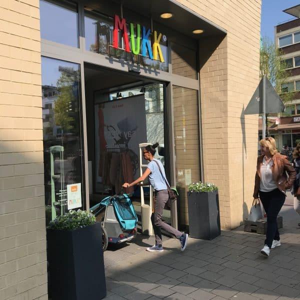 Kindergeschäft MuKK Kinderkaufhaus, Kinderladen für Spielzeug, Indoor-Spaß