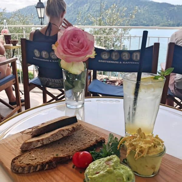 Kinderfreundliches Café Tegernsee, kids friendly café Tegernsee
