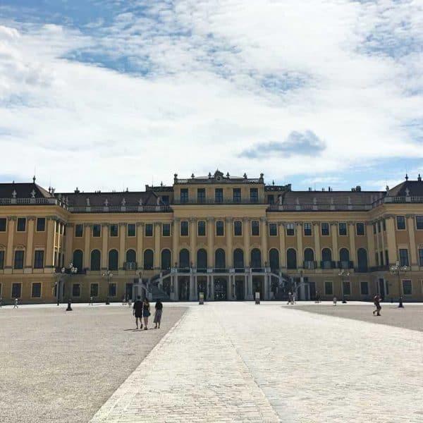 Kindermuseum im Schloss Schönbrunn Wien mit Kind kinderfreundliche Plätze für Familien
