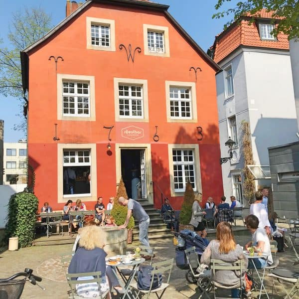 Café Kaffeehaus Röstbar in Münster