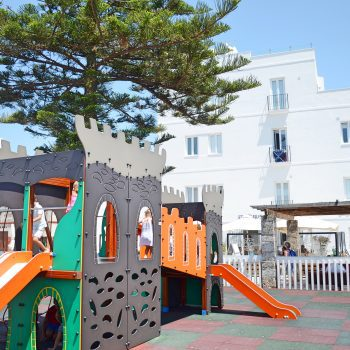 Tarifa playground for kids