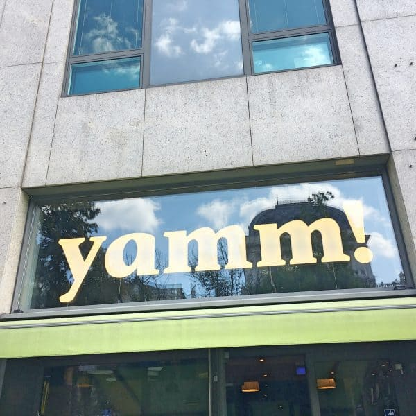 yamm Restaurant in Wien mit Kinder, kinderfreundliches Restaurant für Familien in Wien