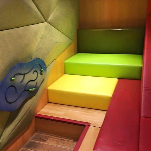 yamm Restaurant in Wien mit Kinder, kinderfreundliches Restaurant für Familien in Wien mit Indoor Spielplatz