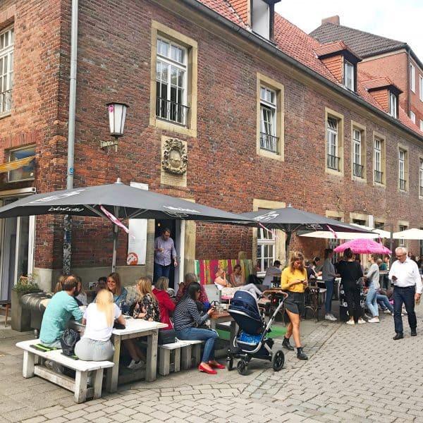 Münster mit Kind, kinderfreundliche Orte in Münster