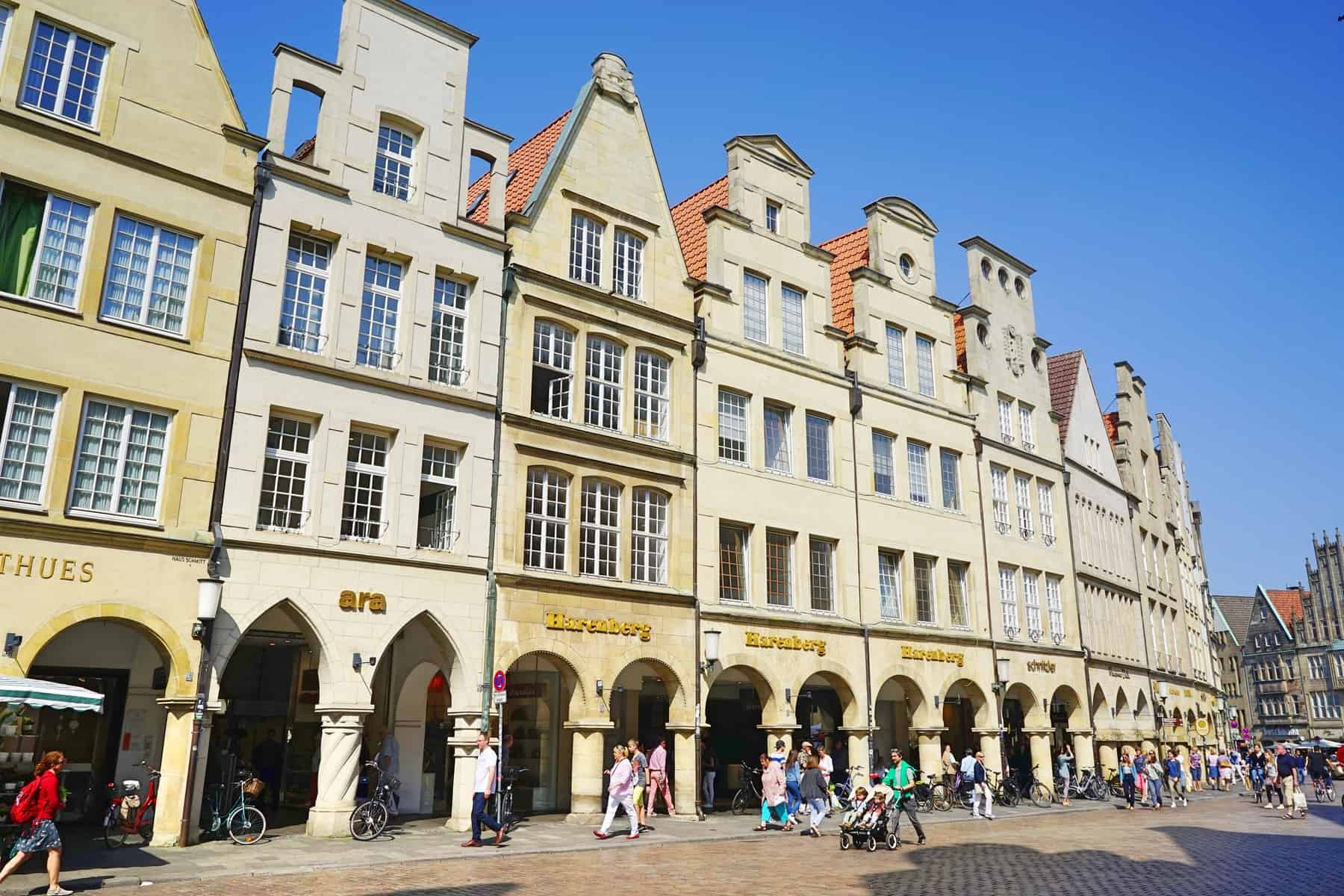 MUENSTER WITH KIDS – A FAMILY DAY IN