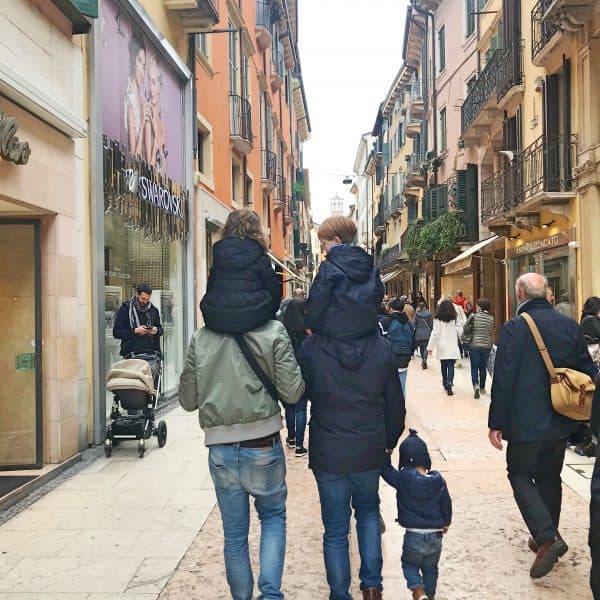 Verona mit Kind Andalusia with kids recommended by the urban kids
