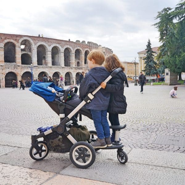 Verona mit Kind Verona mit recommended by the urban kids