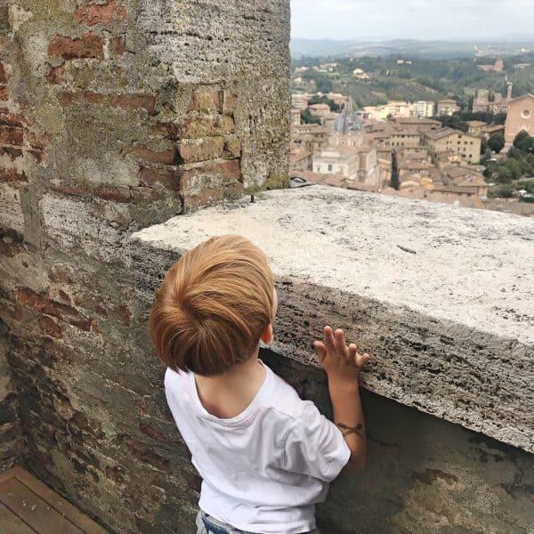 Toskana mit Kind, Familienurlaub Italien