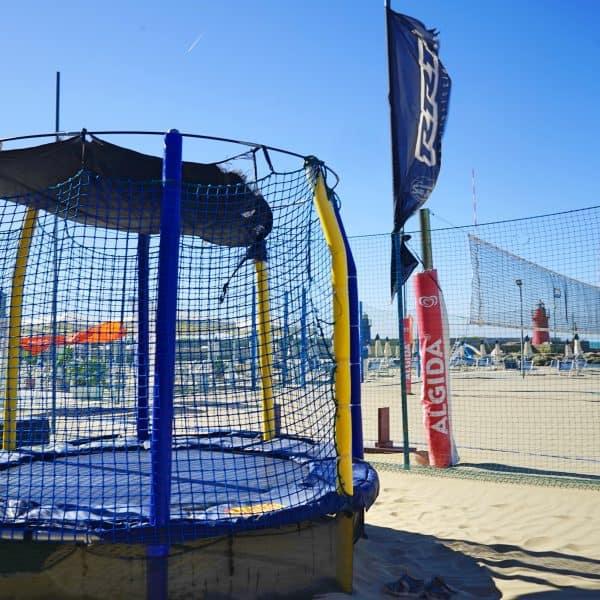 Toskana Strand Castiglione della Pescaia, kinderfreundlicher Strand, child-friendly beach