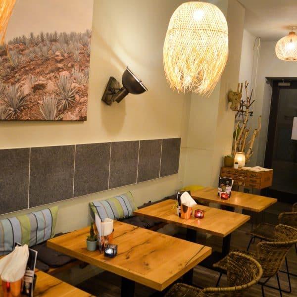 DIE CABRERAS kinderfreundliches Restaurant in Salzburg
