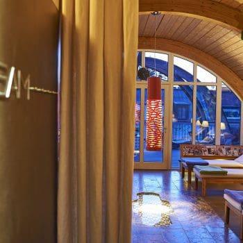 Spa im familienfreundlichen Hotel Auersperg in Salzburg