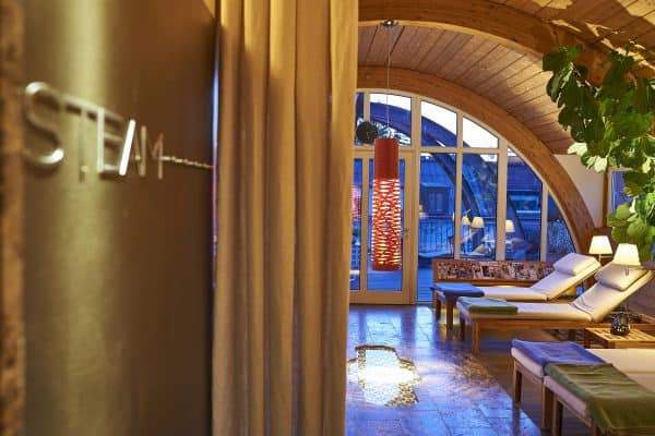 Spa im familienfreundlichen Hotel Auersperg in Salzburg32