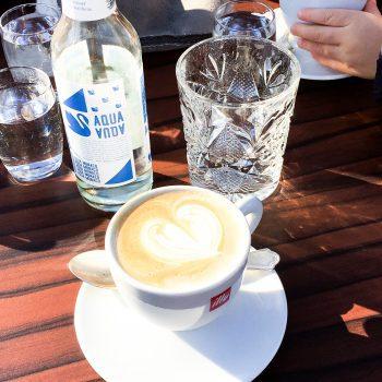 Kaffee auf dem Mönchsberg