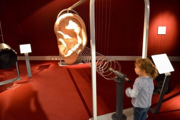 Kindergerechtes Museum Haus der Natur mit Kindern in Salzburg; Mozart Ausstellung, the urban kids