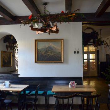 Traditionelles und familienfreundliches Restaurant die Weisse mit Kindern in Salzburg
