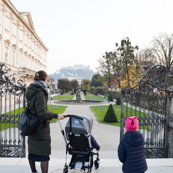 Salzburg mit Bugaboo entdecken