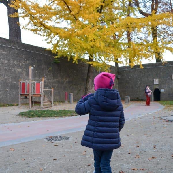 the urban kids Spielplatz in Salzburg Zauberflötenspielplatz12