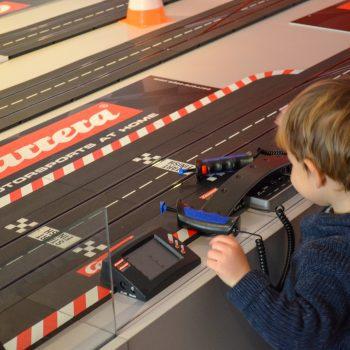 Familienausflug ins Spielzeugmuseum Salzburg mit Kindern; Märchenwelt