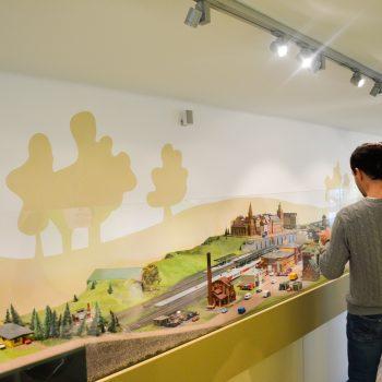 Familienausflug ins Spielzeugmuseum Salzburg mit Kindern