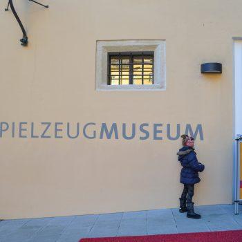 Spielzeugmuseum für Familien in Salzburg mit Kindern
