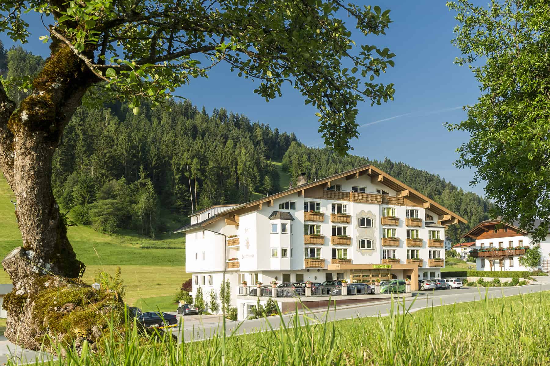 FAMILY-FRIENDLY HOTEL THIERSEERHOF IN TIROL