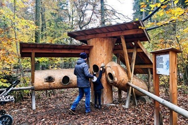 Walderlebniszentrum_Grünwald_Familienausflug_München