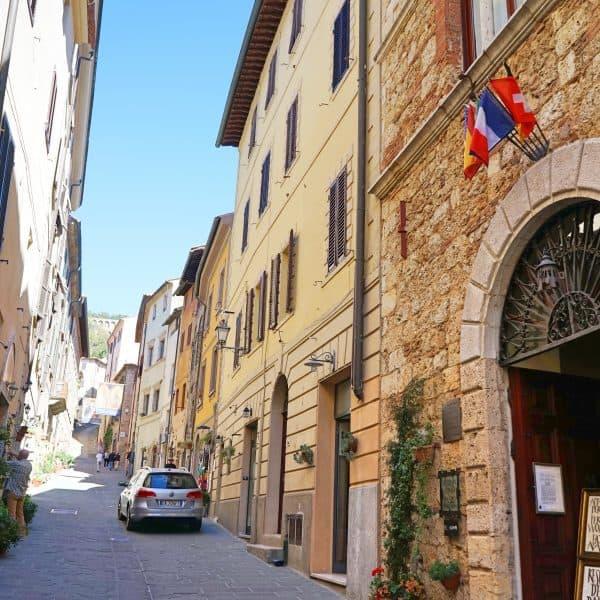 Massa Marittima in Italien, Toskana mit Kind, Toskanaurlaub