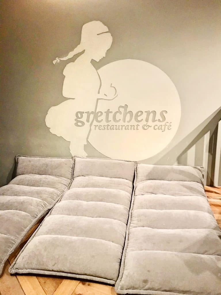 Gretchens Restaurant in Weimar, kinderfreundlich, familienfreundlich, Restaurant mit Spielecke