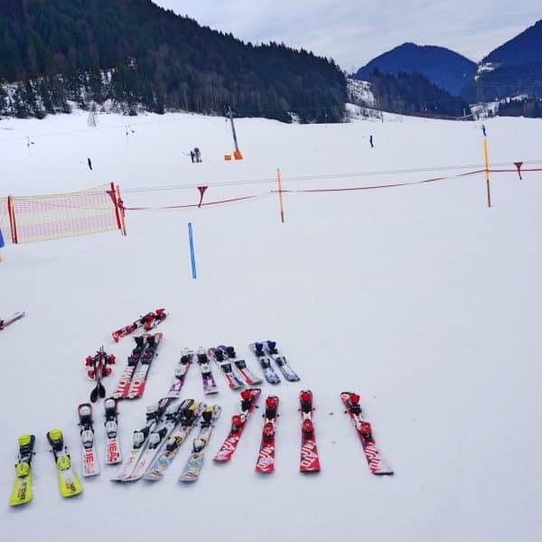 Skifahren mit Kindern in Österreich, Söll, Wilder Kaiser, Brixental, Hexengarten, the urban kids
