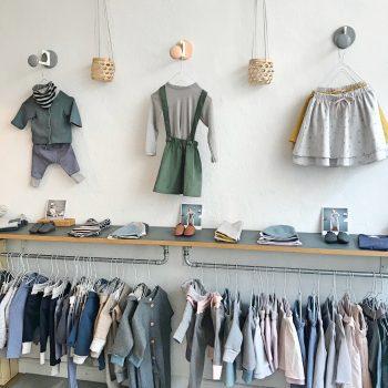 Kinderladen Isargold in München, nachhaltige Kinderkleidung, Slow Fashion, the urban kids