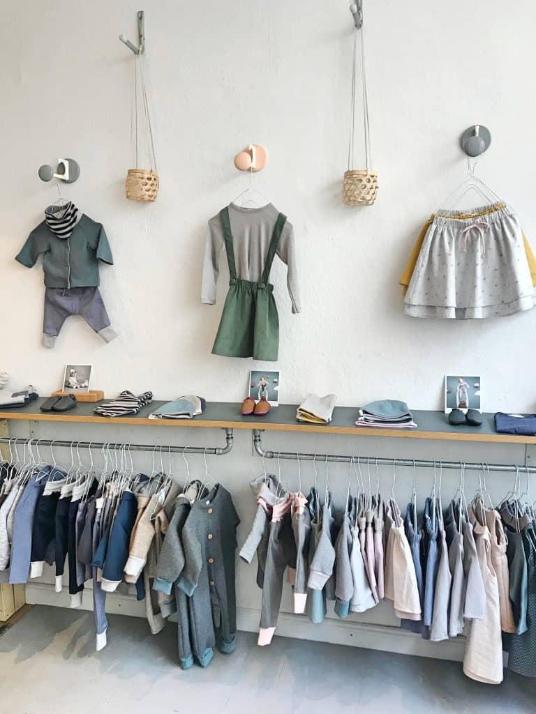 Kinderladen Isargold in München, nachhaltige Kinderkleidung, Slow Fashion