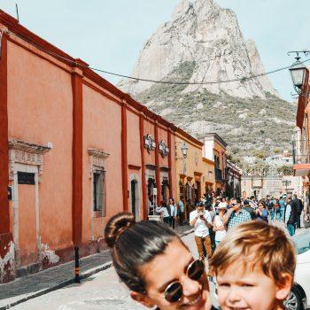 Mexiko mit Kindern entdecken - Bernal